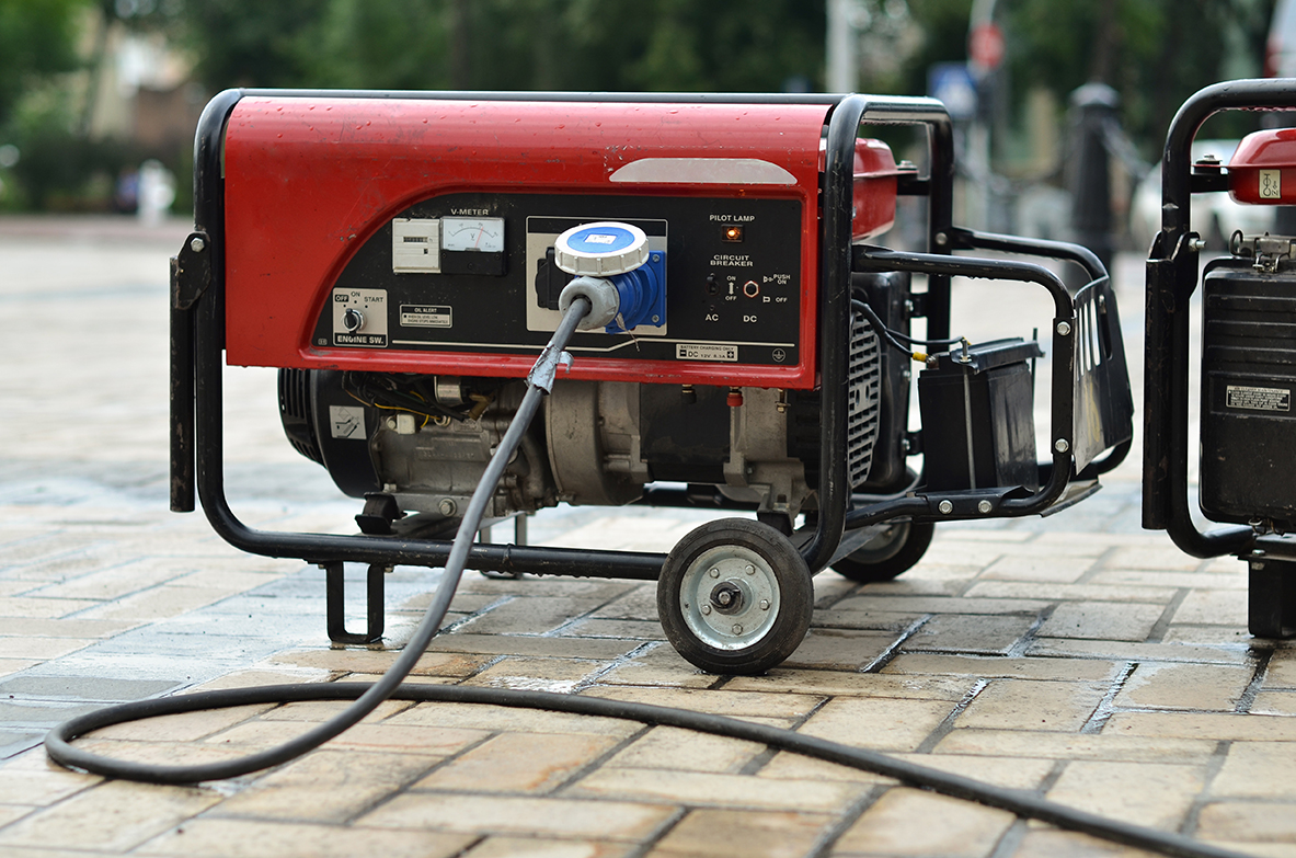 Safety Hazards of Portable Generator Use - LHSFNA