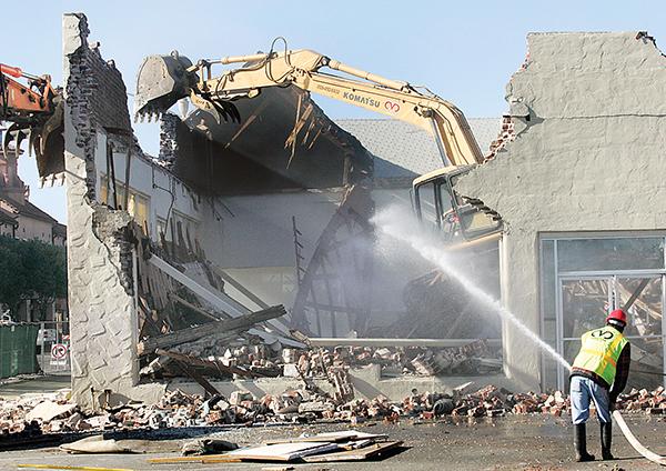 Demolition Safety Requires Careful Planning Lhsfna
