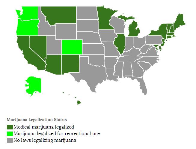 Nashville passes measure to decriminalize pot