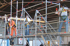 Scaffold Safety Skimping Is Not An Option Lhsfna