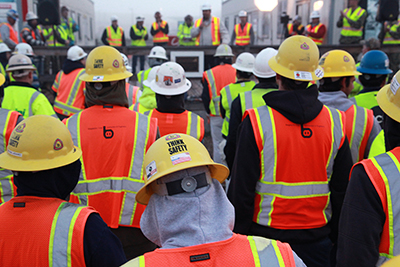 the fatality rate for construction laborers has been dropping steadily since 2003 when it was 279 nearly double what it is today